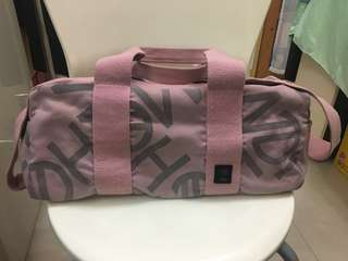 HEN 經典帆布袋(斜揹、單邊揹、手挽3用)sports bag