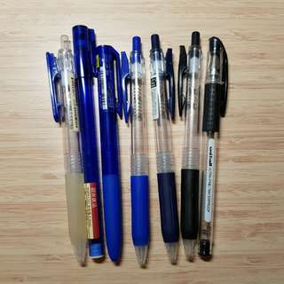 EMPTY pen shells