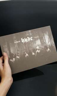 VIXX Hyde album