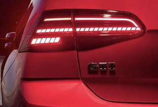 VW Golf MK7 LED Tail Lamps