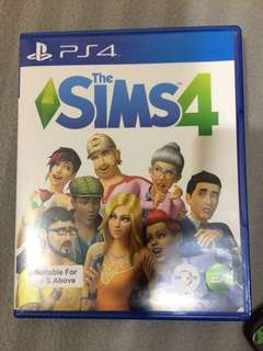 The sims 4ps 4