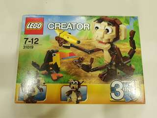 31019 Creator Forest Animals