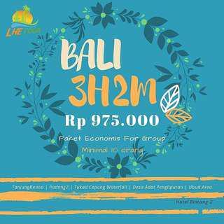 Liburan Bali Group 2018