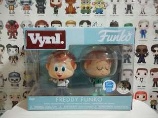 Funko Pop Freddy 2 Pack Vynl Figure Collectible Toy Gift Limited Edition