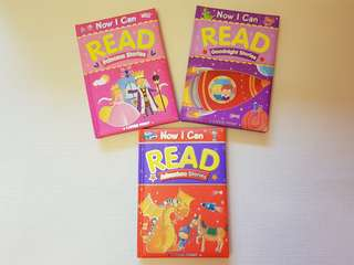 Children's Stories -  NOW I CAN READ STORIES