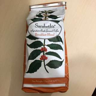 Sarabeths breakfast blend coffee USA 340g