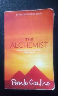 Book-The Alchemist