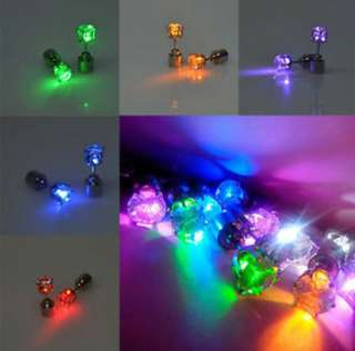 New Light up earrings ( red sold out )