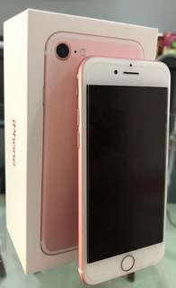 IPHONE ROSE GOLD 32GB