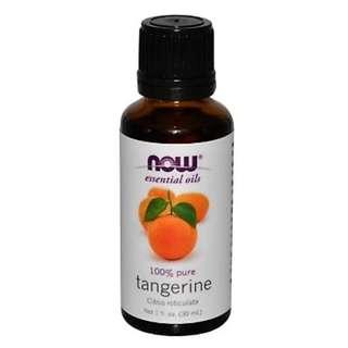 Tangerine Essential Oils  30 ml