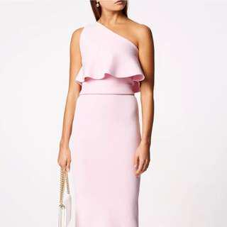 Scanlan Theodore Crepe Knit Dress Size S RRP $600