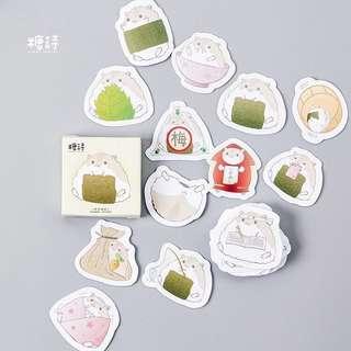 [PO] hamster sticker pack