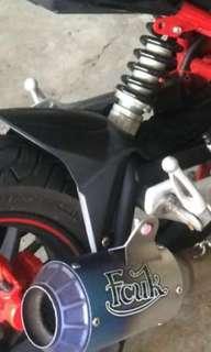 muffler  200-300cc