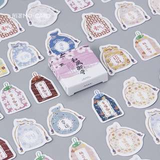 [PO] japanese lucky amulet sticker pack