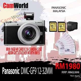 Panasonic Dmc-GF9