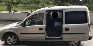 Diesel Van (Auto) for monthly rental - Call 91018983