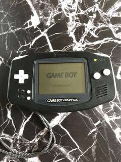 GameBoy Advance ( Black )