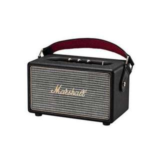 🚚 Marshall Kilburn Bluetooth speaker bought in UK brand new free shipping black