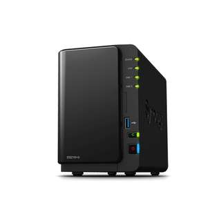 Synology 2-Bay NAS DiskStation (DS216+II) + 2 X 2TB Seagate HDD