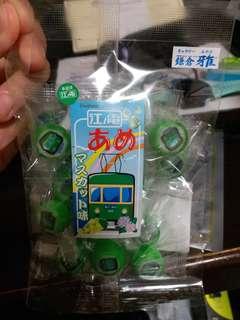 全新鎌倉江之電列車糖果(19年6月20到期)