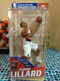 NBA Mcfarlane Damian Lillard