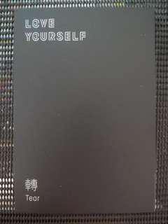Love Yourself Tear Album 'Y'