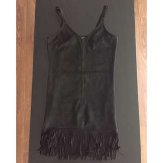 Top shop fringe dress
