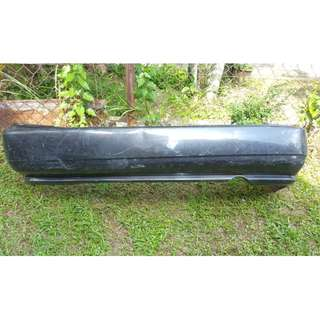 HONDA CIVIC SR4 FERIO REAR BUMPER