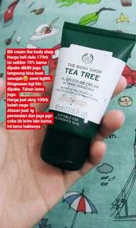 Bb cream tea tree the body shop