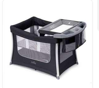 Joie Illusion Chromium Playard (Use From Birth)