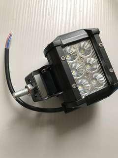 Fog light for e-scooter