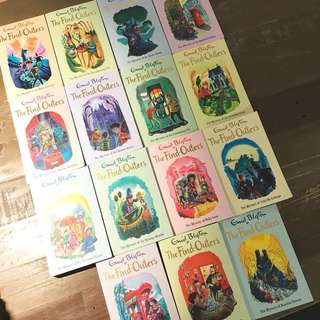 Enid Blyton Find-Outers Complete Collection