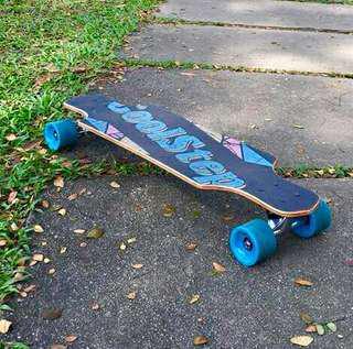 Longboard 31 inches L x 8.5 inches W