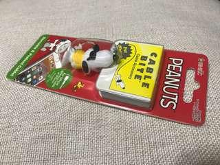Snoopy 手機充電線飾物(日本7.20新品)No5