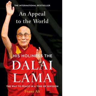 An Appeal to the World by Dalai Lama