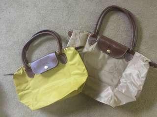 2 x bags