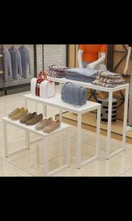 🔥🔥3 Tier shelving for display products * BRAND NEW*🔥🔥