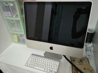 Apple iMac 2007-Intel Core2 CPU