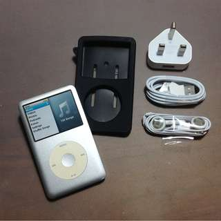 80gb 6th gen ipod classic not astell fiio sony