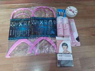 URGENT CLEARANCE Cosplay Wig Care Set