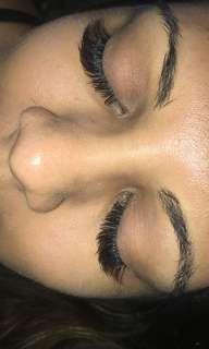 Eyelash Extensions ✨❣️
