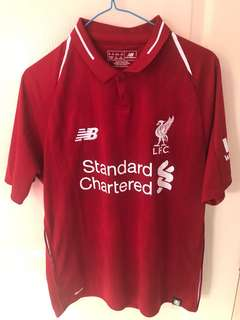 7e313ad96 ... sweden original liverpool 2018 19 jersey bought at western corp 80b8d  66031
