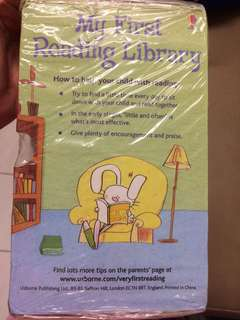 Usborne First Reading Library
