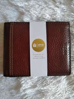 Dompet Fossil 3fold