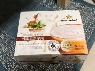 🚚 好市多Costco 蜂蜜紅茶拿鐵 奶茶香
