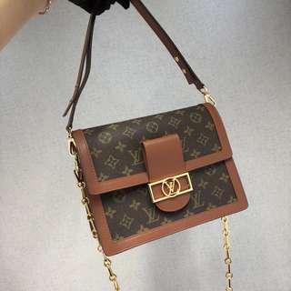 New LV Messenger Bag