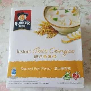 桂格即沖燕麥粥