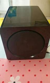 Philips Micro Hi-Fi/ Theater Speaker