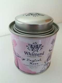Whittard of Chelsea - English black tea 玫瑰味 40g