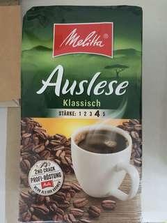 Melitta Ausles coffee 咖啡 (exp:2019)